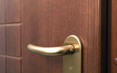 Kάντε τις παλιές σας πόρτες ασφαλείας να μοιάζουν με καινούργιες